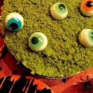 Straszne ciasto na Halloween