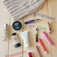 Zniżki w drogeriach Rossmann i Superpharm listopad 2015 r.
