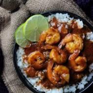 BALCHAO – idyjskie curry z krewetek w pomidorach