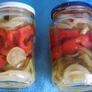 Kolorowe warzywa na zimę