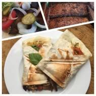 Kebab wegański. Pyszny, szybki i niskokaloryczny fast food.