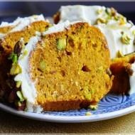 Ciasto marchewkowo – dyniowe