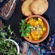 Dietetyczne curry z dynią