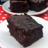 Ciasto czekoladowe z dynią mega pyszne!