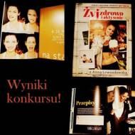 Wyniki konkursu - książka Anny Lewandowskiej z dedykacją i autografem!