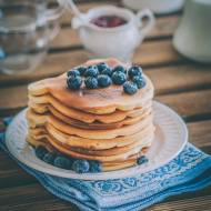 Pancakes na mleku – najprostsze