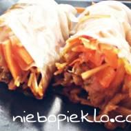 Thaj rolls, czyli jaką zdrową przekąskę można zabrać do pracy i nie będzie to kanapka