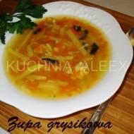 Zupa grysikowa wg Aleex
