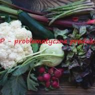 AIP – problematyczne produkty