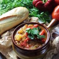 BACALAO AL AJO ARRIERO – dorsz z czosnkiem w pomidorach / kuchnia hiszpańska