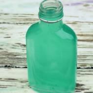 Wódka z cukierków lodowych Smerf