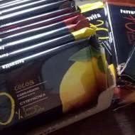 Energia na start! Terravita - czekolady 70%... co o nich myślę? Moja subiektywna opinia