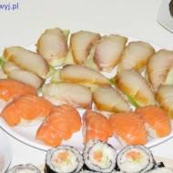 Nigiri sushi – smak morza z ryżem