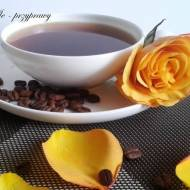 Kawa ziarnista Różana