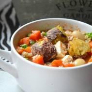 Vega kasza owsiana z pomidorowym curry
