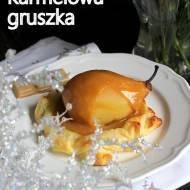 Karmelowa gruszka