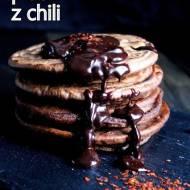 Kakaowe placki z chili