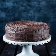 Tort czekoladowo marchewkowy