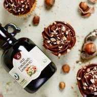 Muffinki z orzechami laskowymi