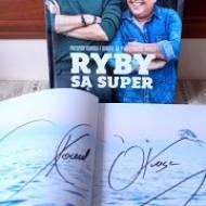 """Konkurs - """"Ryby są super"""" z autografem Karola Okrasy"""