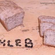 Chleb wieloziarnisty ( na drożdżach)