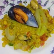 W jednym naczyniu - paella