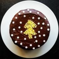 Aromatyczny makowiec czekoladowy