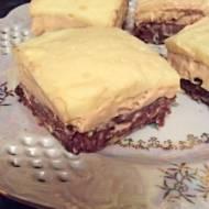 Budyniowiec na ciasteczkach