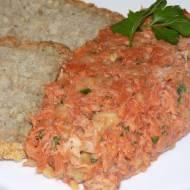 Pasta z makreli w pomidorach