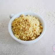 Gomasio- japońska sól sezamowa