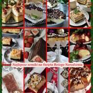 Najlepsze świąteczne serniki. Zbiór przepisów na serniki