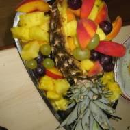 Sałatka z ananasa babci Basi