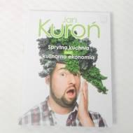 Sprytna kuchnia, czyli kulinarna ekonomia Jan Kuroń  - recenzja książki