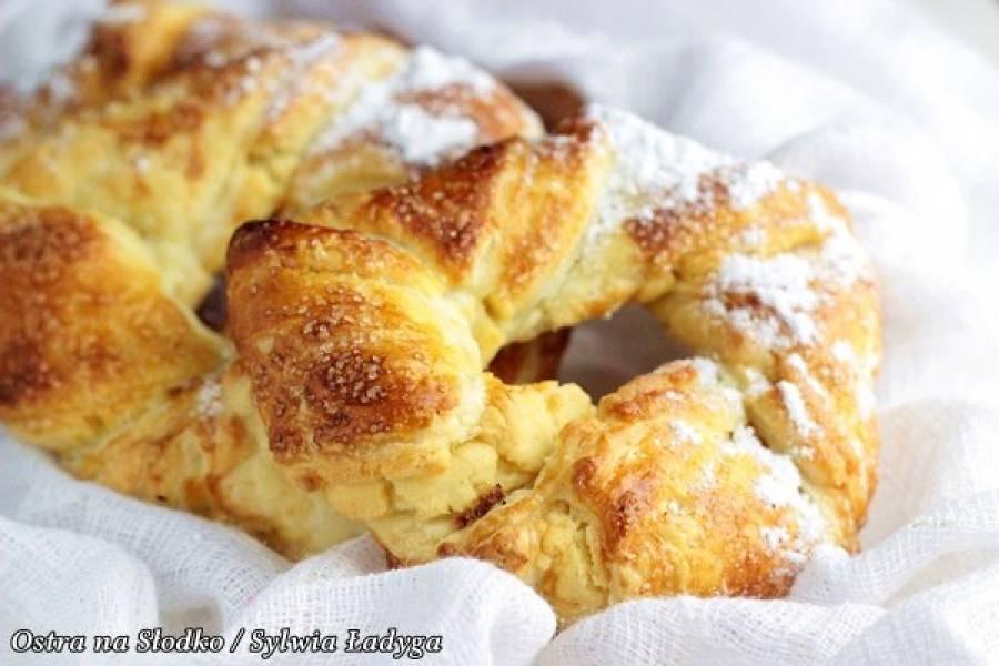 GRECKIE OBWARZANKI ( z ciasta kruchego i francuskiego ) – najlepsze!