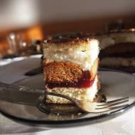 Katarzynka - ciasto z pierniczkami i kremem