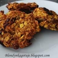 Kokosowe Ciastka z Ziarnami i Bakaliami, Łatwe, czyli Ciastka Zanzibarskie