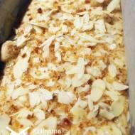 Zdrowe ciasto z jabłkami