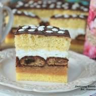 ciasto z pierniczkami