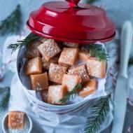 Fleur de sel caramels - Pyszne karmelki z wanilią i solą