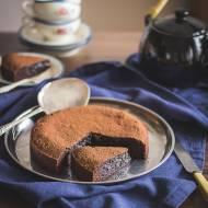 Kladdkaka – szwedzkie ciasto czekoladowe
