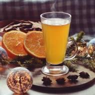 Ciepła szklanka dobroci na zimę