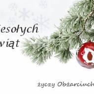 Świąteczne życzenia :)