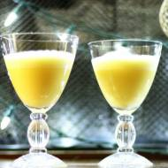 Holiday Eggnog Martini just like grandma used to make