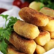 MINI KROKIECIKI ZIEMNIACZANE ( croquettes de pommes de terre )