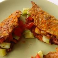 Marchewkowe tacos