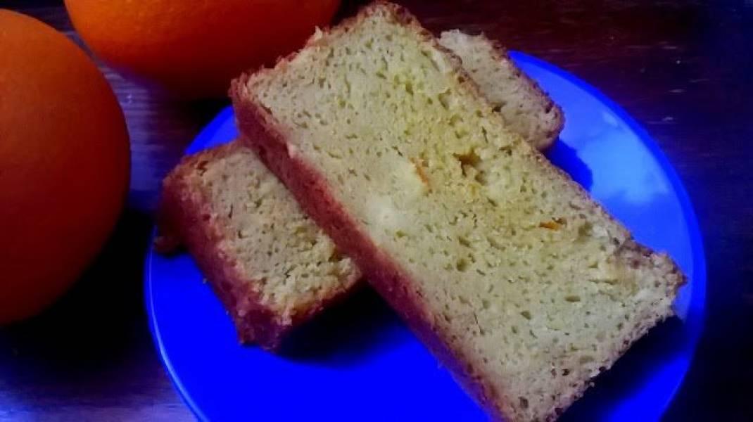 Ciasto pomarańczowe (bezglutenowe)