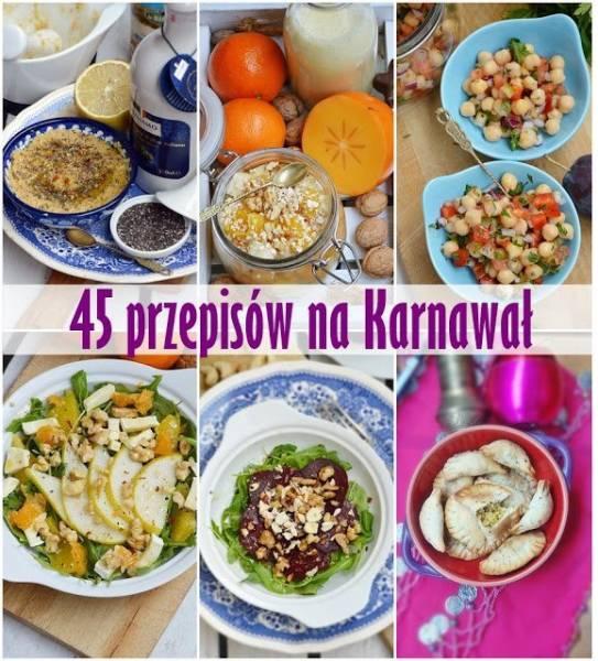 54db5bbb95 Przepis na 45 przepisów na Karnawał 2016 - Moja smaczna kuchnia ...