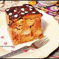 Ciasto amerykańskie zwane salcesonem