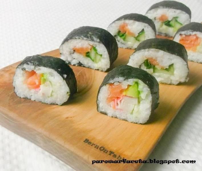 Sushi na parze