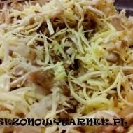 Zapiekanki z serem i pieczarkami